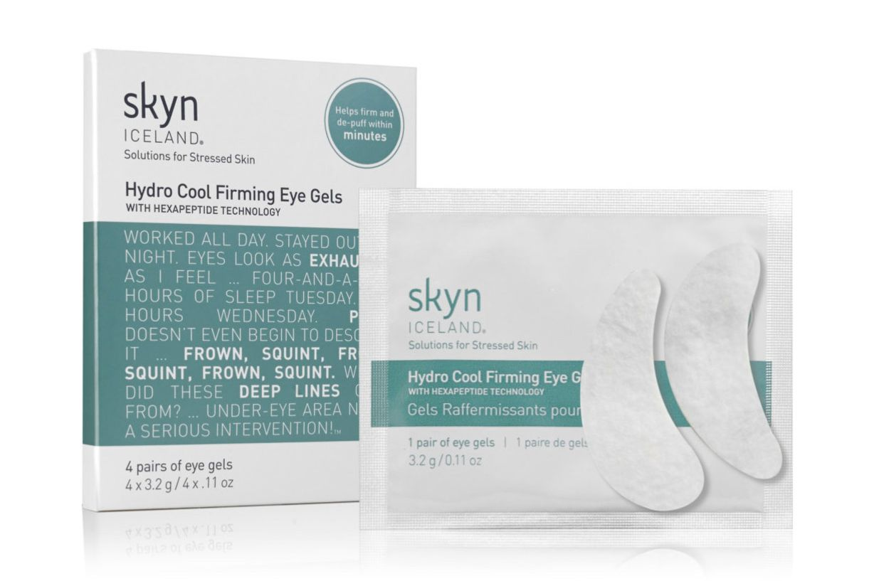 Travel Size Hydro Cool Firming Eye Gels
