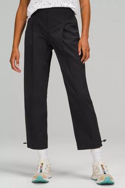 Lululemon Cotton-Blend Twill Trouser 7/8 Length