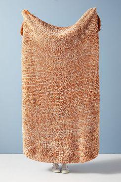 Hugger Knit Throw Blanket