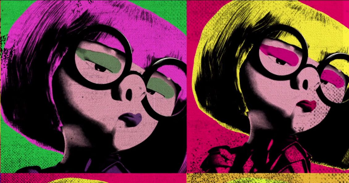 The Fashion World Pays Tribute To The Incredibles Edna Mode