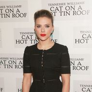 "Scarlett Johansson== Opening Night Curtain Call and After Party for ""Cat On A Hot Tin Roof""== The Lighthouse at Chelsea Piers, NYC== January 17, 2013== ©PatrickMcmullan.com== photo-Sylvain Gaboury/PatrickMcmullan.com== =="