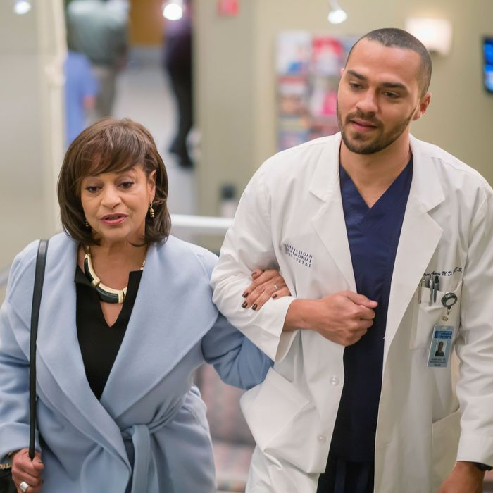 DEBBIE ALLEN, JESSE WILLIAMS