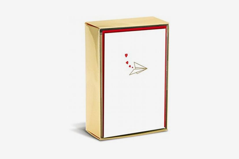 Graphique Paper Airplane Boxed Notecards