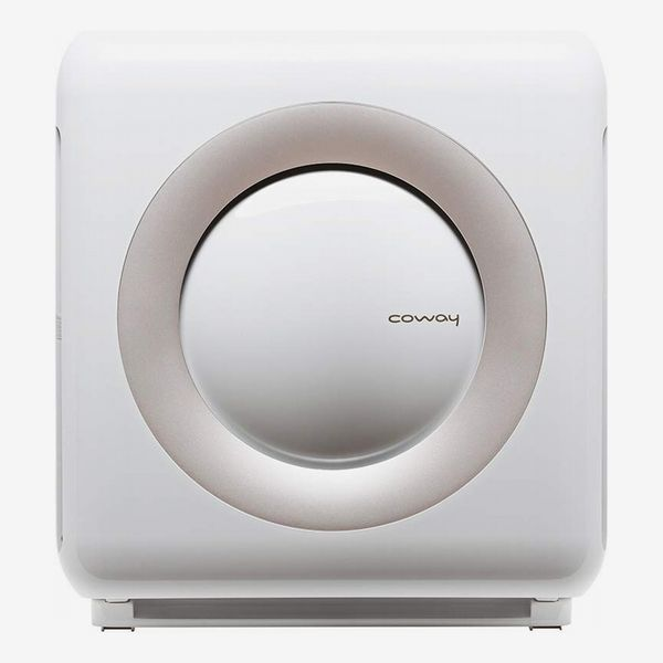 Coway Mighty Air Purifier with True HEPA and Eco Mode in White