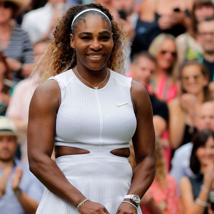 Serena Williams Vows to Never Stop Fighting for Equality