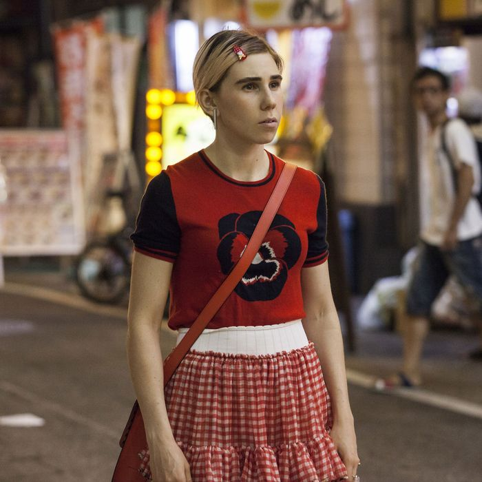 Zosia Mamet as Shoshanna Shapiro on <em>Girls</em>.