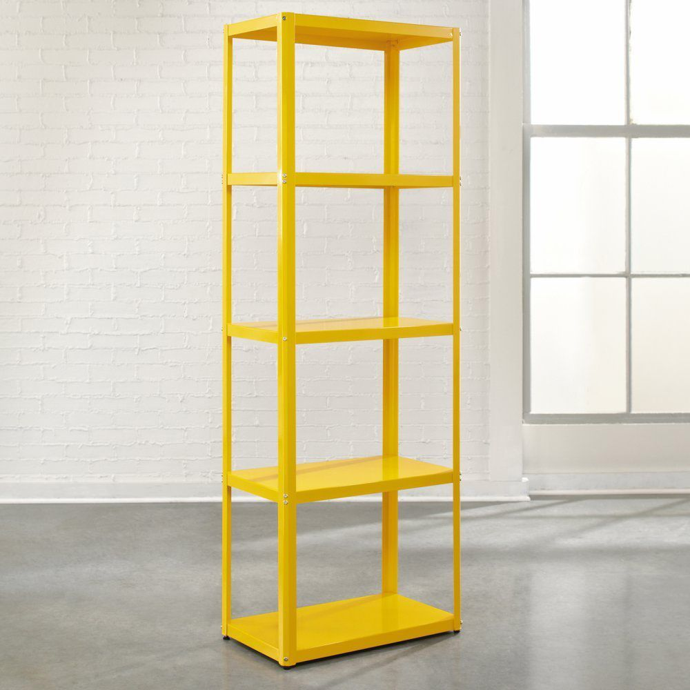 Sauder Soft Modern Tower Bookcase