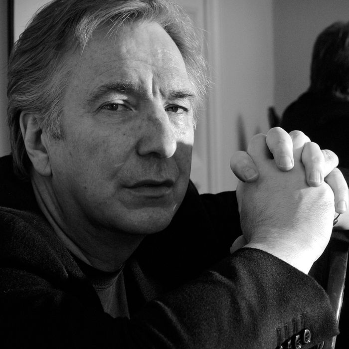 Cambridge Jones Portraits - Alan Rickman