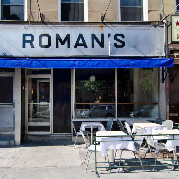 Roman's will be the first of Tarlow's restaurants to make the change.