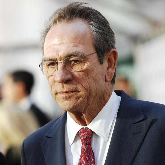 Tommy Lee Jones, owner of an underrated RBF. Photo: Sonia Recchia/Getty Images