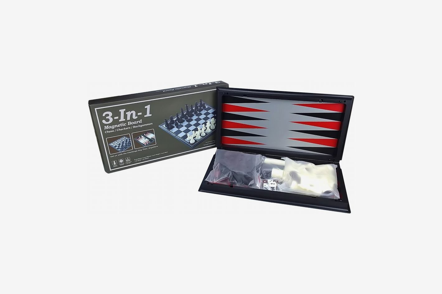 UWANTME 3-in-1 Game Set