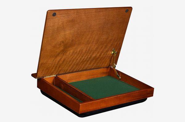 LapGear Schoolhouse Wood Lap Desk