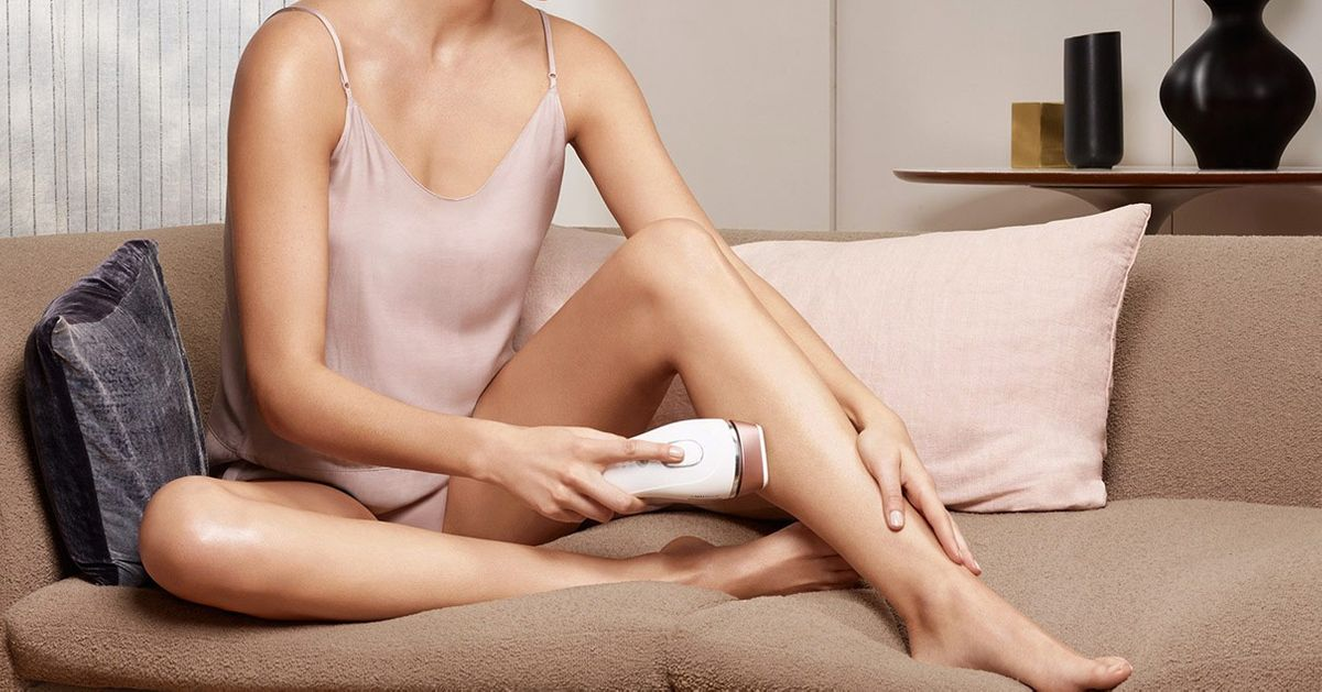 This Easy Laser Hair Remover Pays for Itself in Two Months