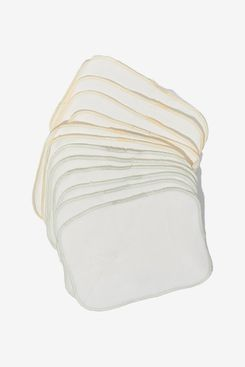 California Baby Organic Brushed Cotton Wash Cloth