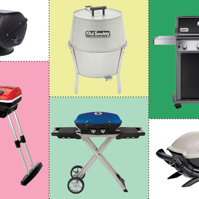 The perfect grills for those with even the smallest apartments.