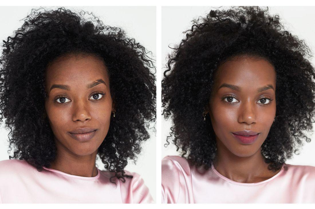 How To Do No Makeup For Darker