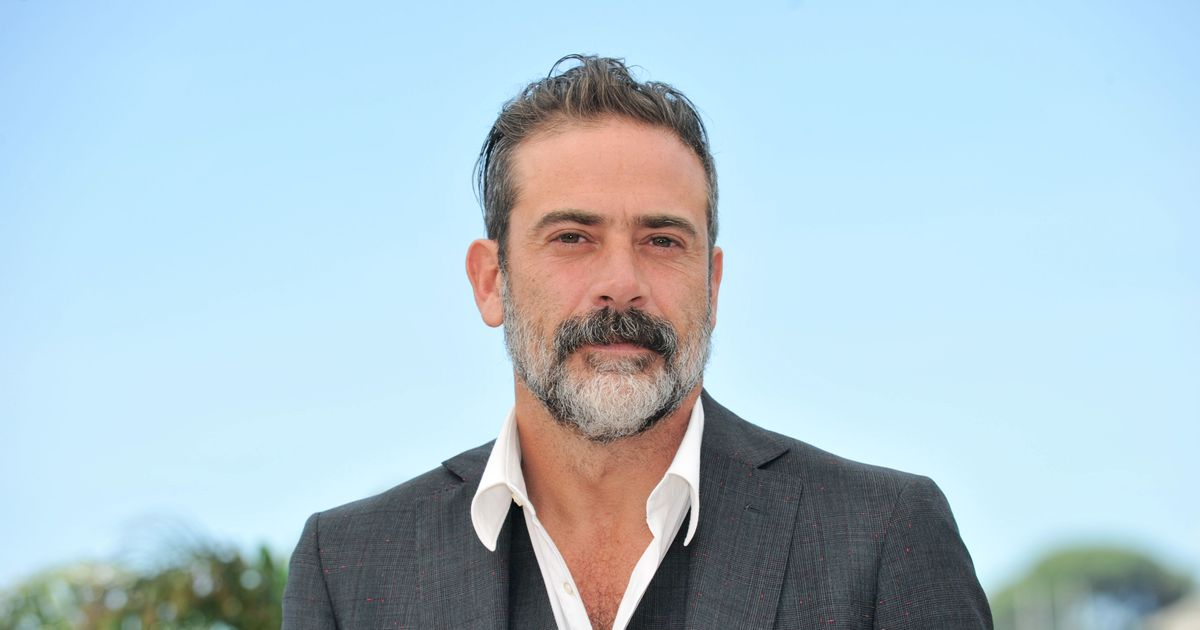 Jeffrey Dean Morgan Is Really F*cking Excited To Play