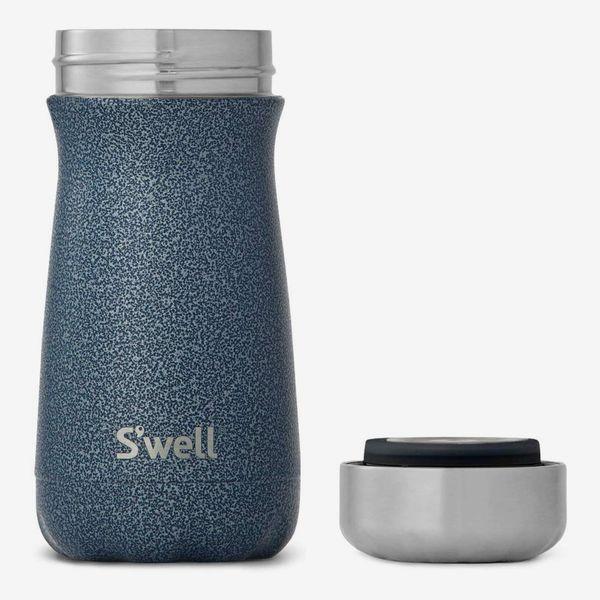 S'well Unisex's Stainless Steel Travel Mug, Night Sky, 470mL