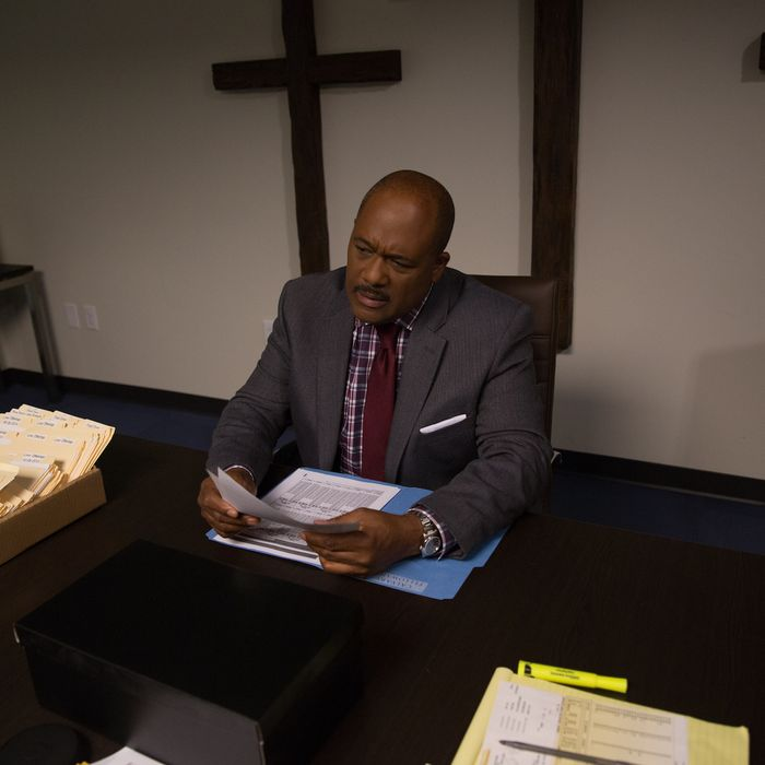 Gregory Alan Williams as Uncle Mac.