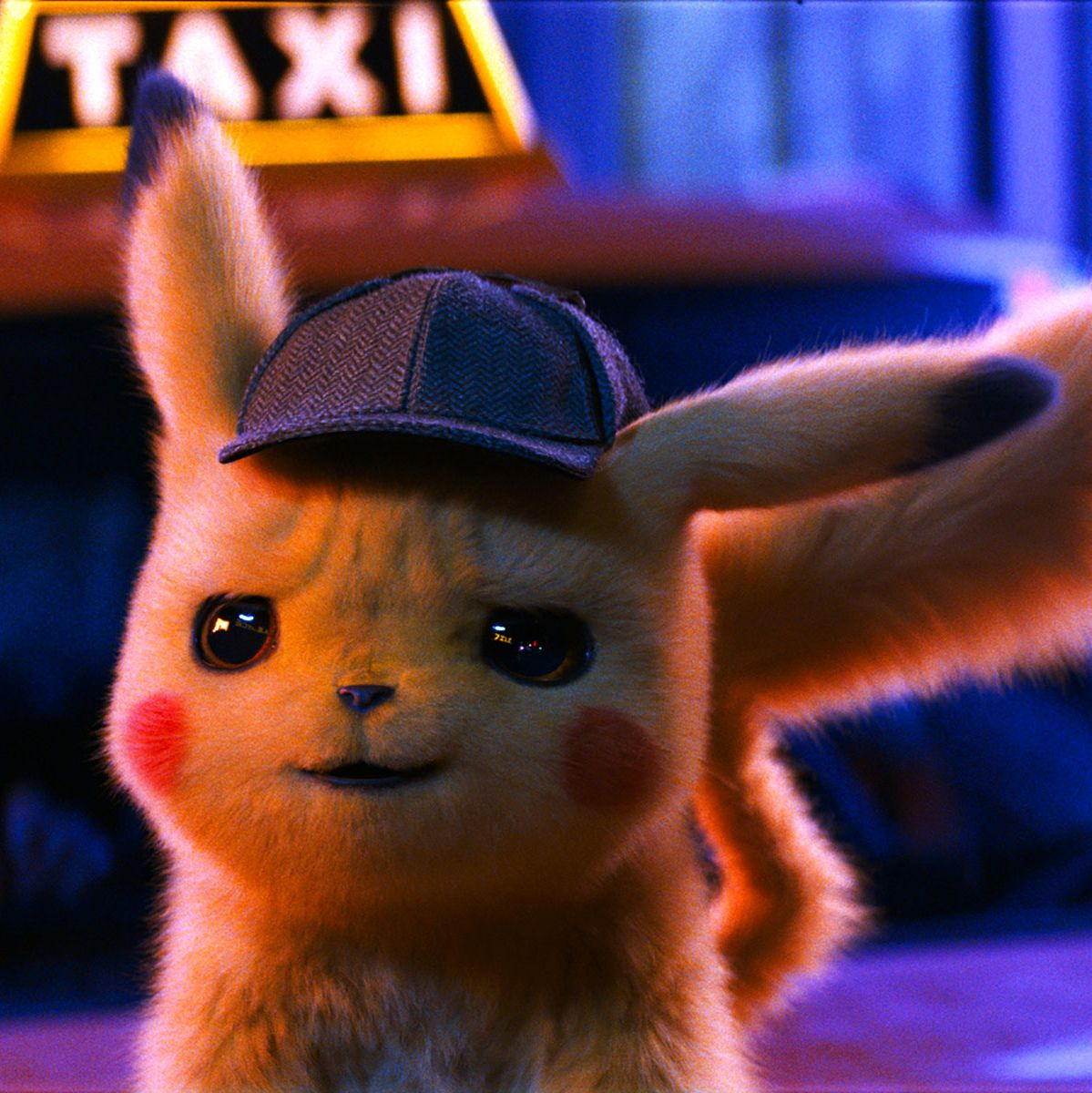 Pokemon Detective Pikachu 2019 Review