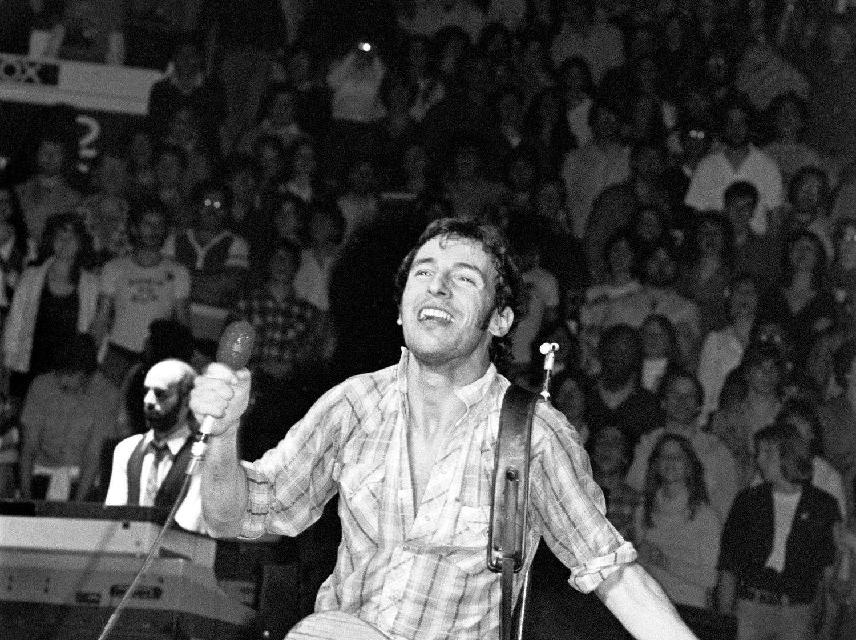 Брюс Спрингстин (Bruce Springsteen): биография