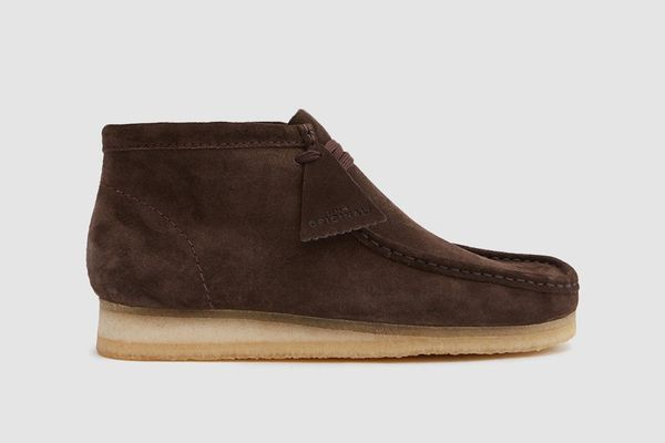 Clarks Wallabee Boots
