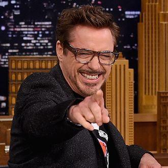 Robert Downey Jr Visits