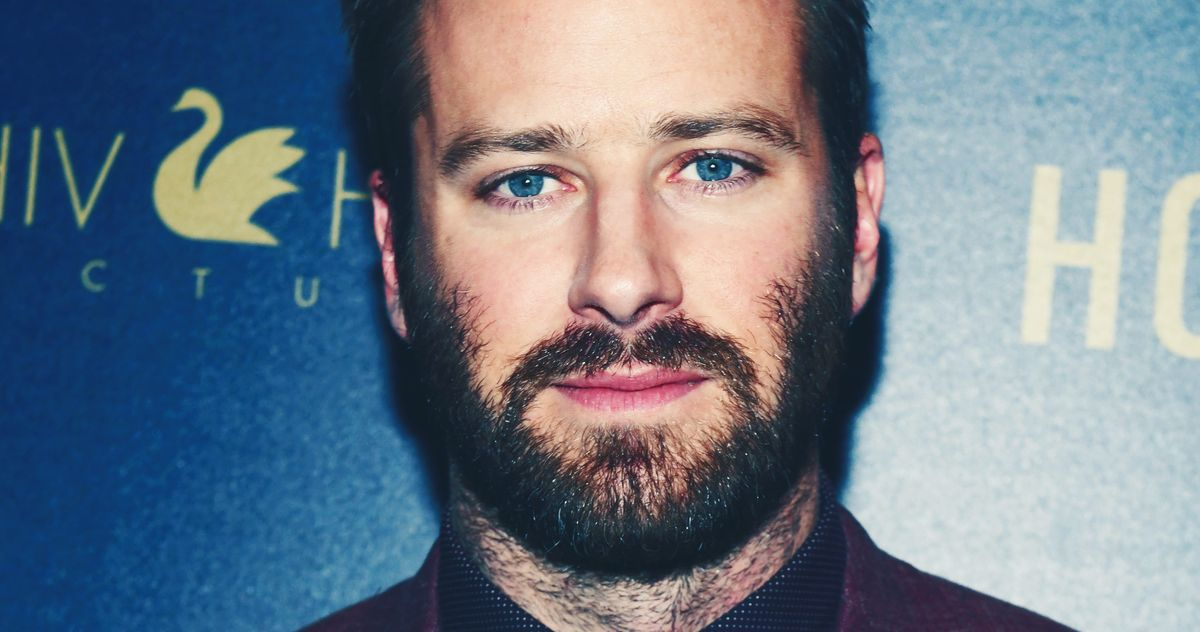 Well, That Really Doesn't Look Good for Armie Hammer - The Cut