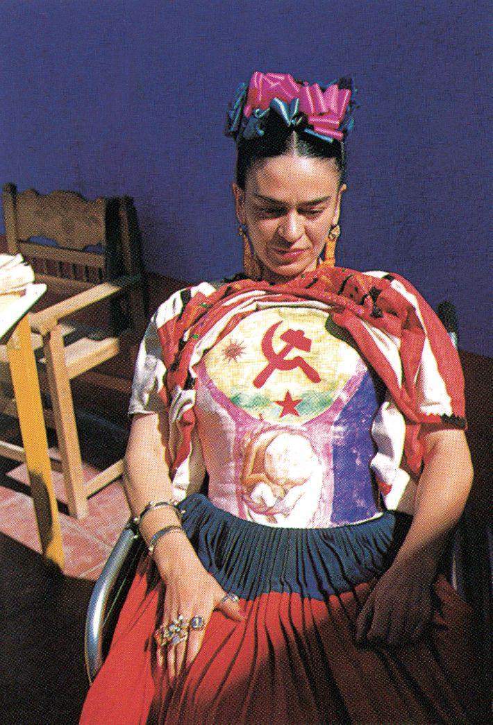 who did frida kahlo influence