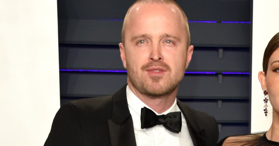 Aaron Paul Is Being Way Too Casual About Whether We'll Get a Breaking Bad Movie
