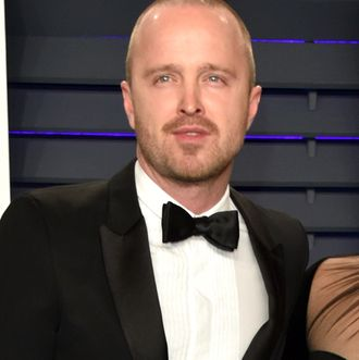 Aaron Paul Is Too Casual About the Breaking Bad Movie