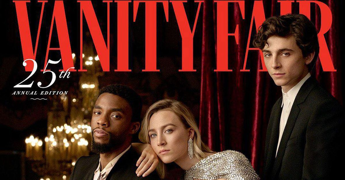 The Best Part of Vanity Fair's Hollywood Issue Cover Is All the Dancing