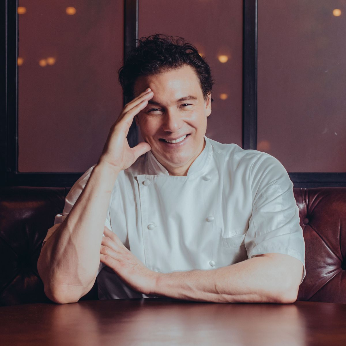Rocco DiSpirito Returns As Chef at the Standard Grill in NYC