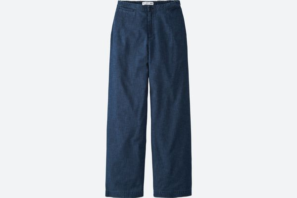 Women Cotton Relaxed Pants