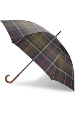 Barbour Walker Tartan Umbrella