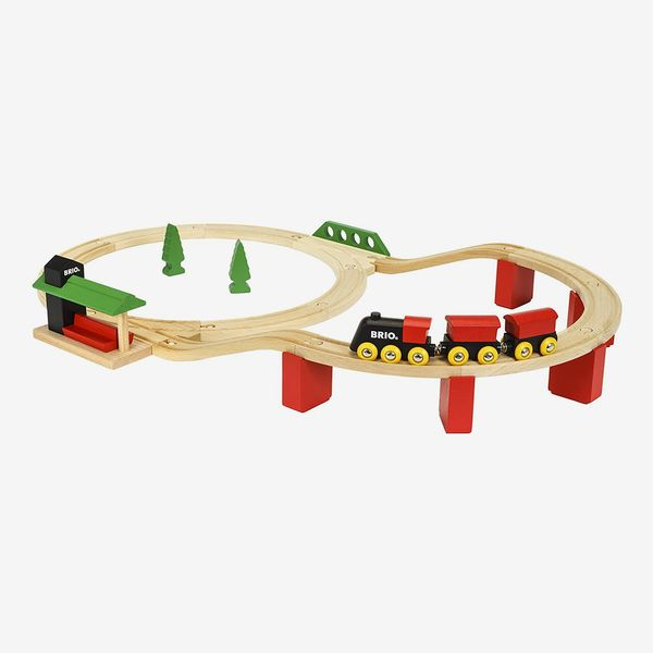BRIO Classic Railway - Deluxe Train Set