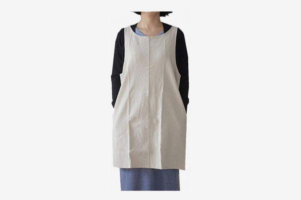 Soft Cotton Linen Apron