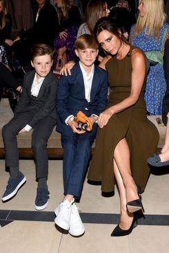 The Beckham crew