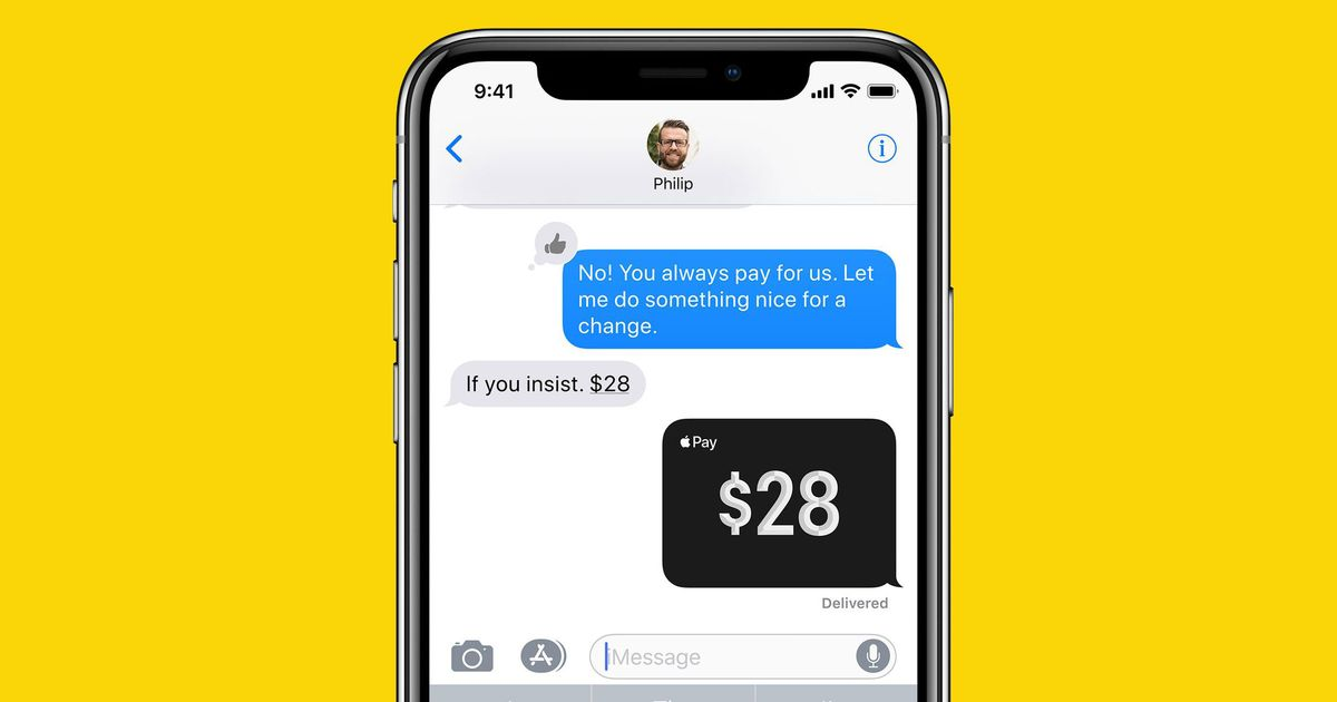 How to Use Apple Pay Cash in iMessage