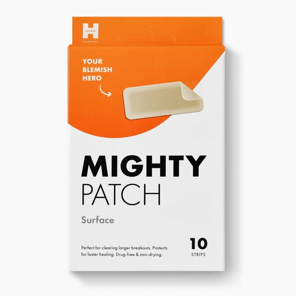 Mighty Patch Surface - Hydrocolloid Large Acne Pimple Patch Spot Treatment