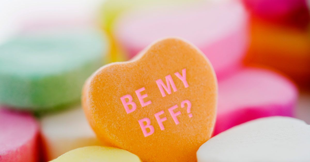 Be Mine? Why It's Smart to Court Your Friends