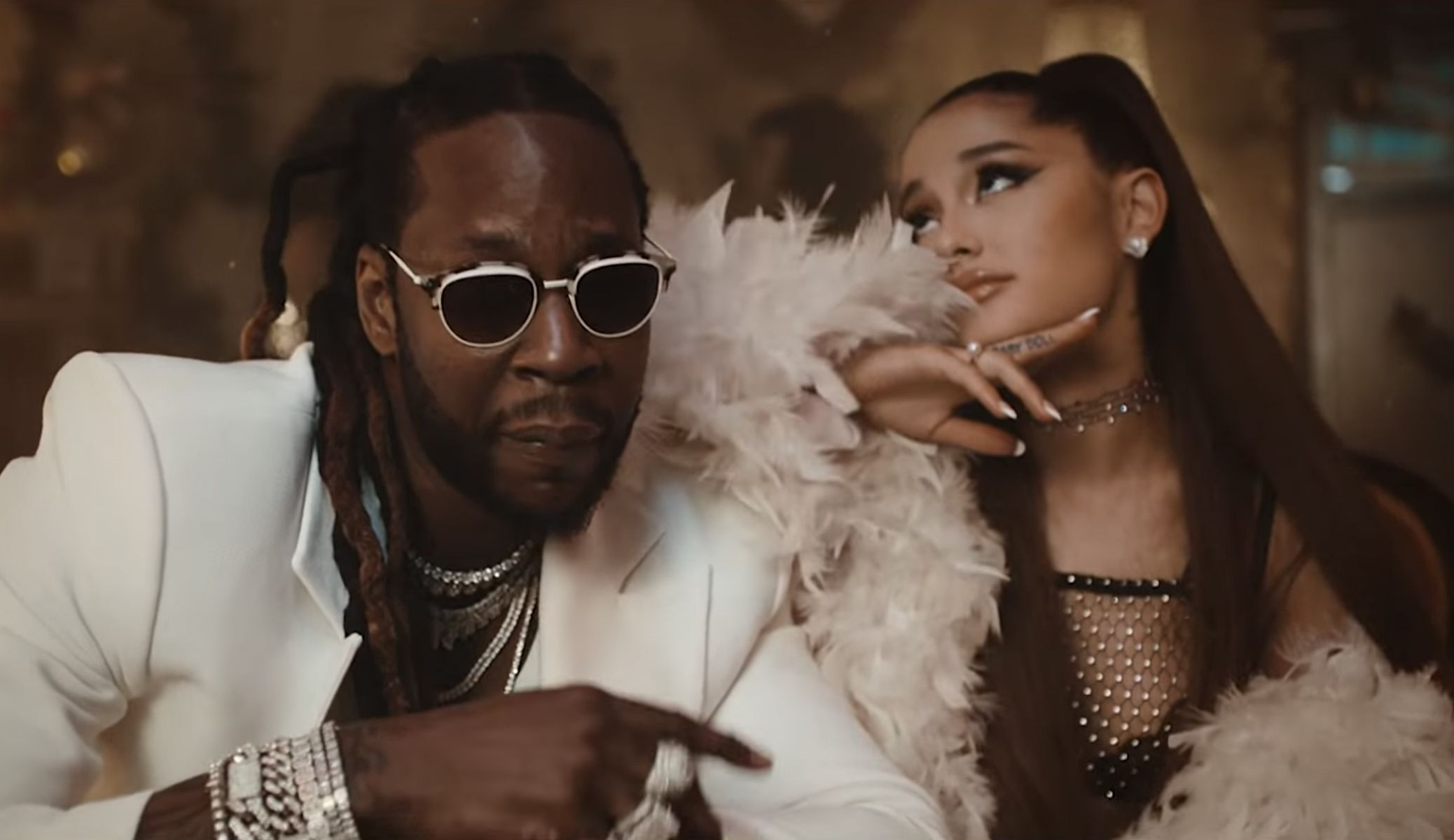 Image result for ariana grande and 2 chainz rule the world