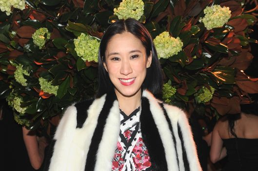 Eva Chen attends the 17th Annual Accessories Council ACE Awards At Cipriani 42nd Street on November 4, 2013 in New York City.