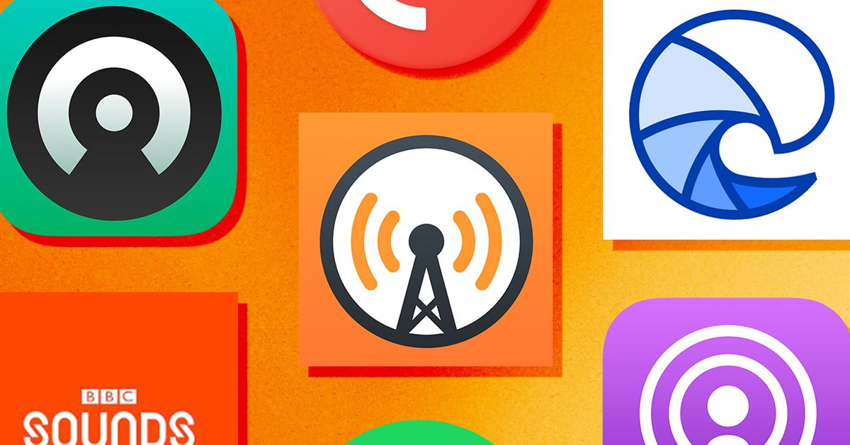 The 5 Best Podcast Apps 2019