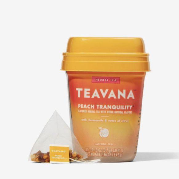 Teavana Peach Tranquility Tea Bags (15-Count)