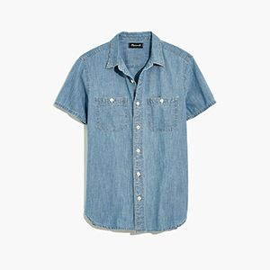 Button-Down Workshirt