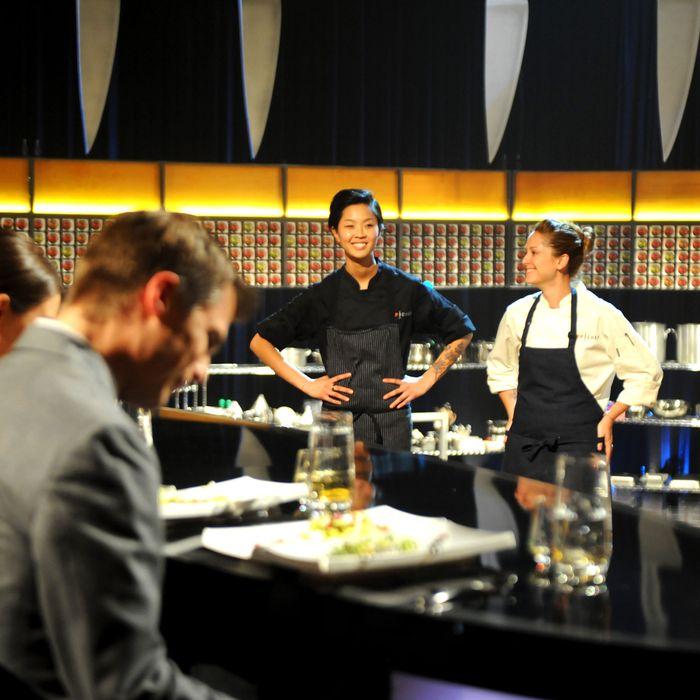 It's crunch time in <em>Top Chef</em> world.