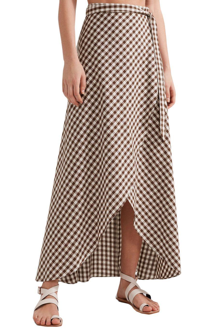 Miguelina Maxi Skirt