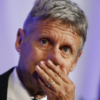 gary johnson can t name world leader in new aleppo moment