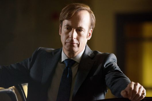 Bob Odenkirk as Jimmy McGill - Better Call Saul _ Season 2, Episode 2 - Photo Credit: Ursula Coyote/Sony Pictures Television/ AMC